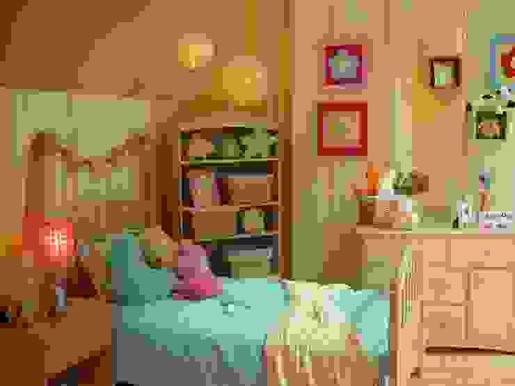 Bedroom by Paola Hernandez Studio Comfort Design, Modern