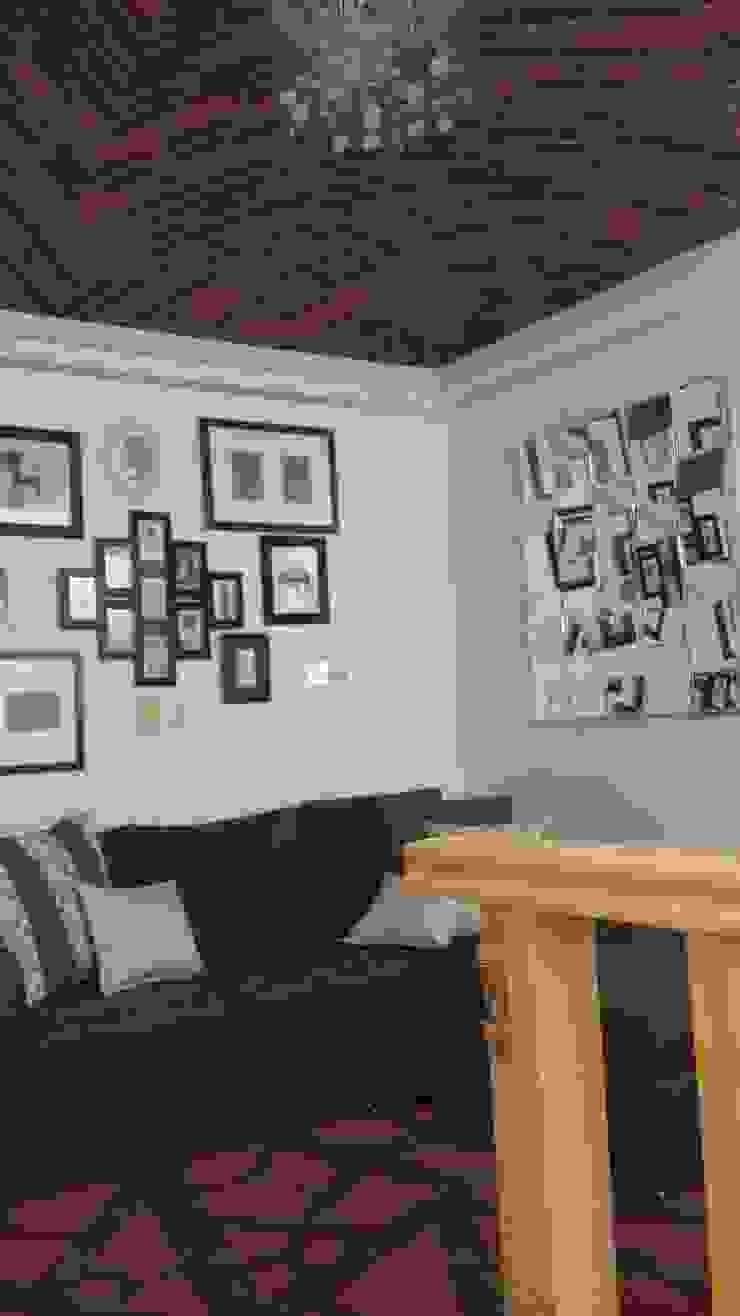 Modern living room by Paola Hernandez Studio Comfort Design Modern