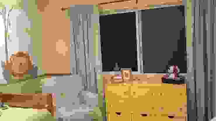 Paola Hernandez Studio Comfort Design Спальня