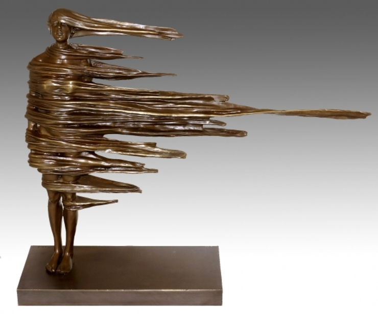 Kunst  door Art Bronze Sculptures