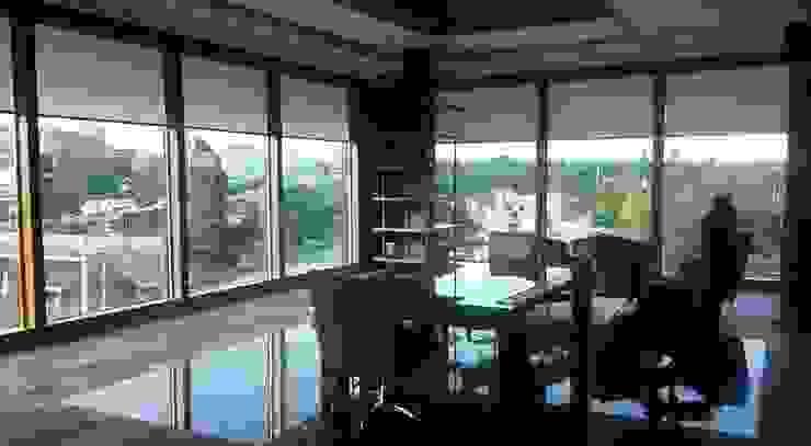 Modern Study Room and Home Office by Pergo Perde Ltdi. Şti. Modern