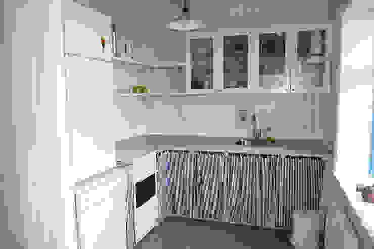 Büro für Solar-Architektur Кухня