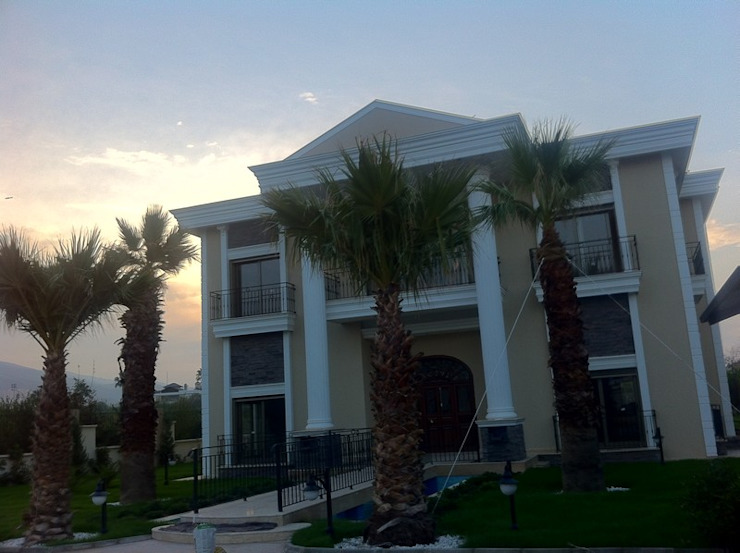 AÇIT MİMARLIK DEKORASYON İNŞ. SAN. TİC. LTD. Modern houses