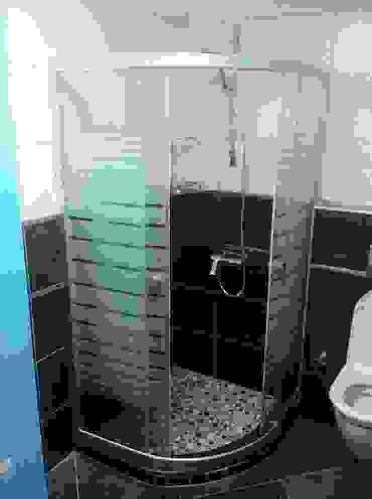 İmdat C. Evi Modern Banyo AÇIT MİMARLIK DEKORASYON İNŞ. SAN. TİC. LTD. Modern