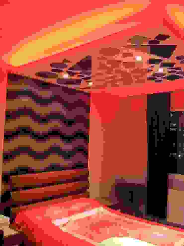 İmdat C. Evi Modern Yatak Odası AÇIT MİMARLIK DEKORASYON İNŞ. SAN. TİC. LTD. Modern