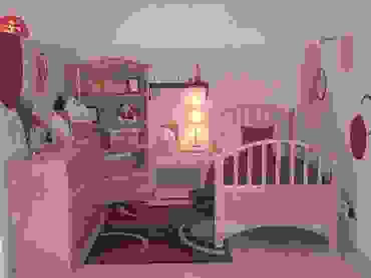 Habitaciones infantiles Spa modernos de Paola Hernandez Studio Comfort Design Moderno