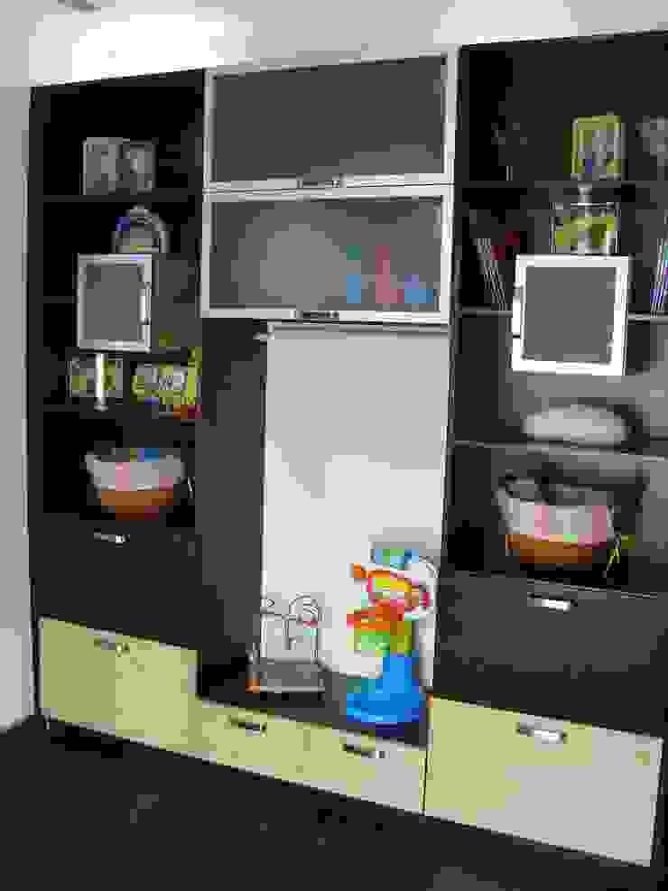 Cuarto de juegos Cocinas modernas de Paola Hernandez Studio Comfort Design Moderno