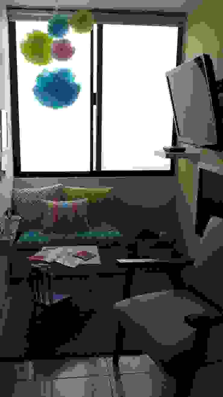 Рабочий кабинет в стиле модерн от Paola Hernandez Studio Comfort Design Модерн