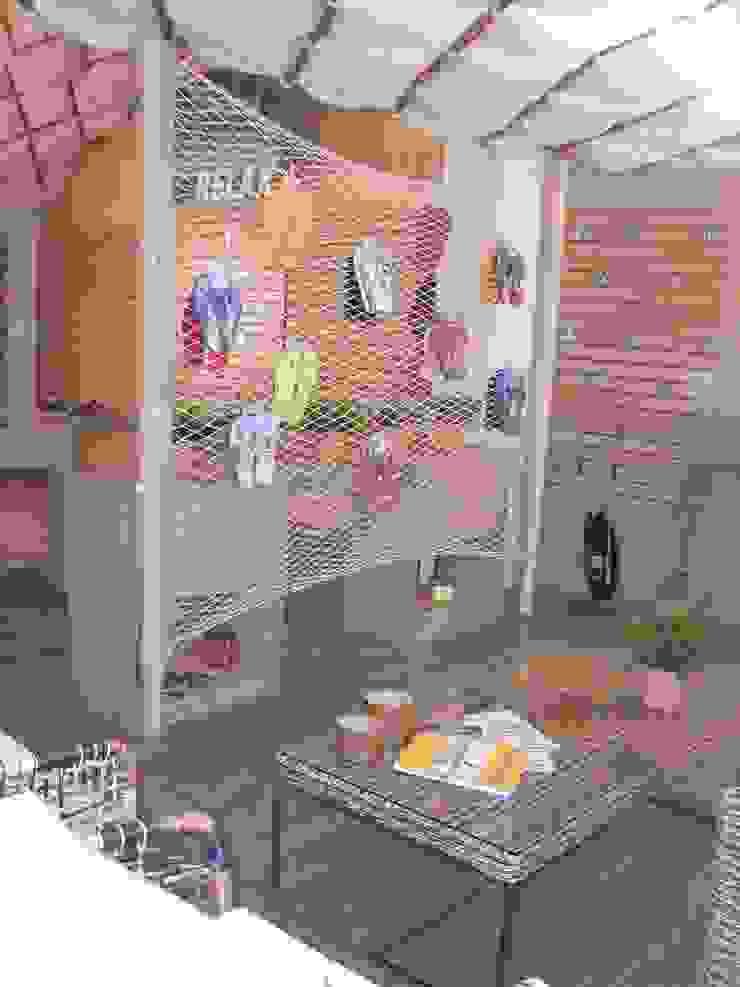 Cabaña Casas modernas de Paola Hernandez Studio Comfort Design Moderno