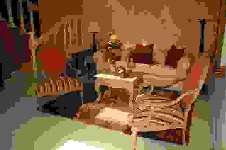 Habitaciones Comedores modernos de Paola Hernandez Studio Comfort Design Moderno