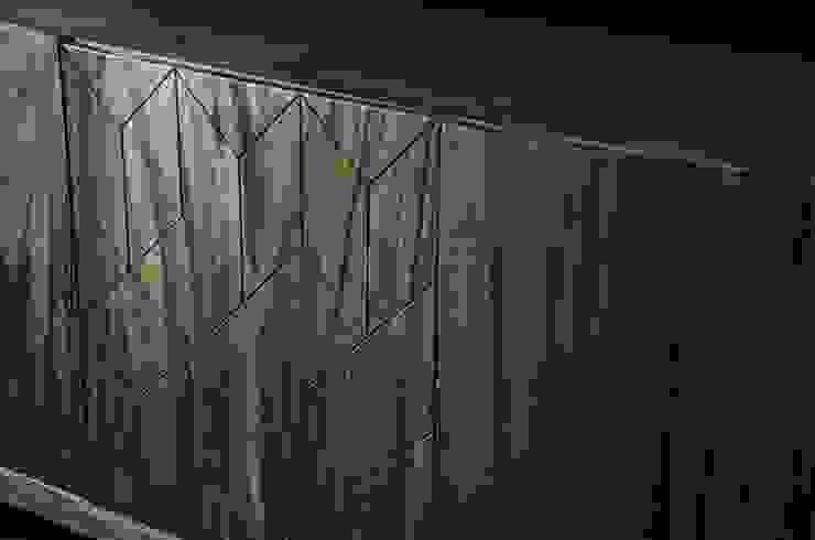Credenza Cubika de Design + Concept Moderno Madera Acabado en madera