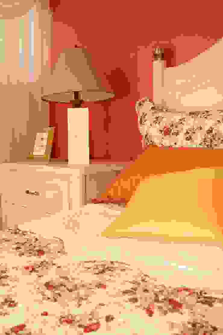 Habitaciones Dormitorios modernos de Paola Hernandez Studio Comfort Design Moderno