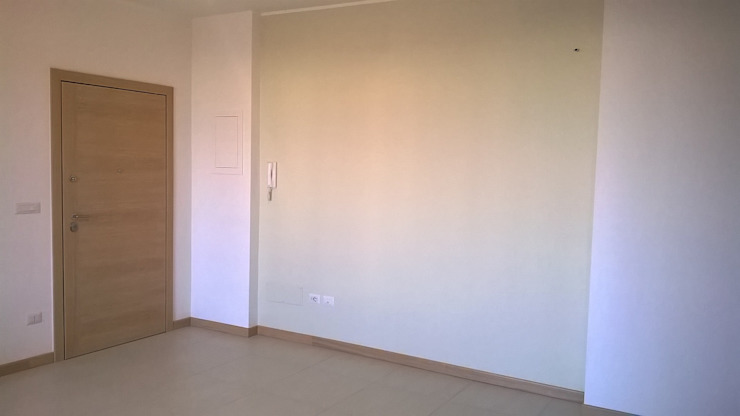 Modern living room by Nicola Sacco Architetto Modern
