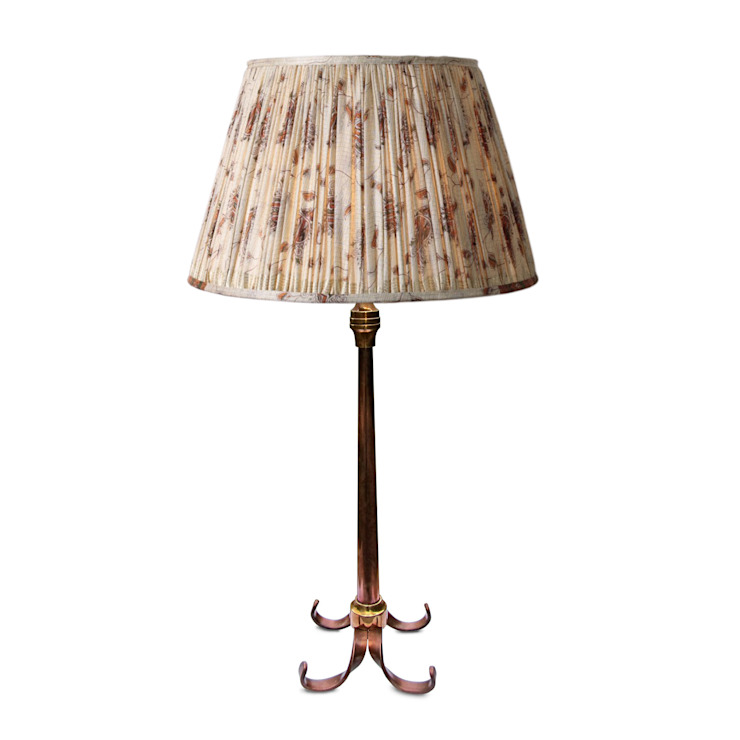 'Arts and Crafts Table Lamp' Perceval Designs Classic style bedroom
