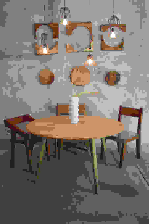 60 redonda de Design + Concept Escandinavo