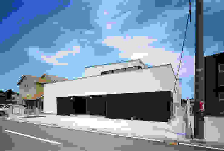 Modern Houses by 関建築設計室 / SEKI ARCHITECTURE & DESIGN ROOM Modern