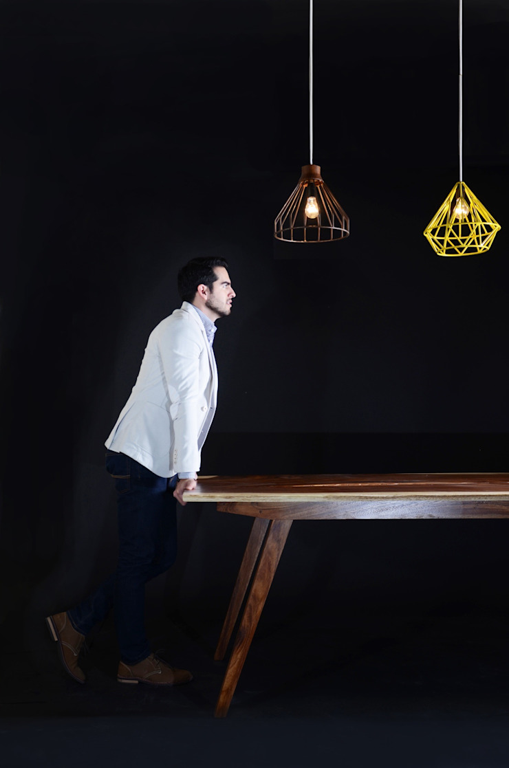 Mesa Setenta de Design + Concept Escandinavo
