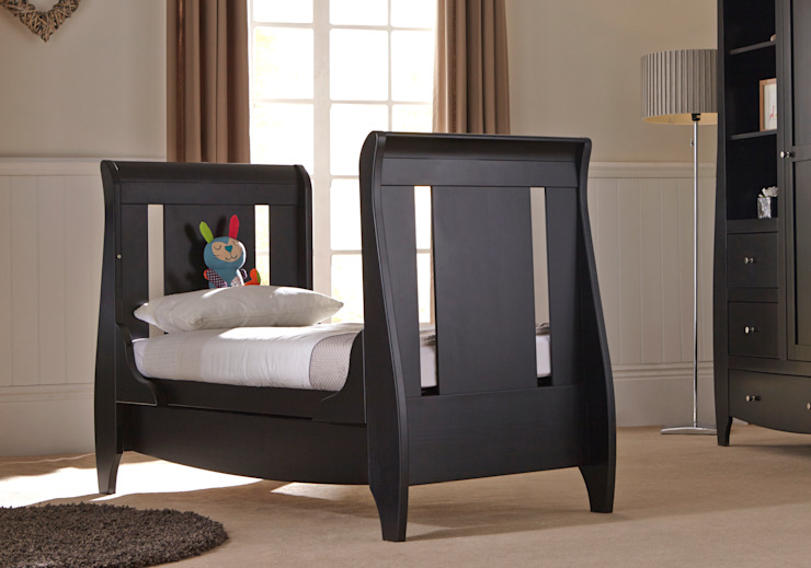 Lucus Espresso Cot Bed por Tutti Bambini Clássico