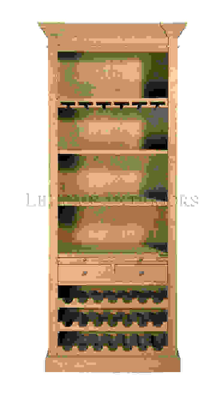 Винный шкаф Gardien Wine Cabinet L087 от LeHome Interiors Классический Дерево Эффект древесины