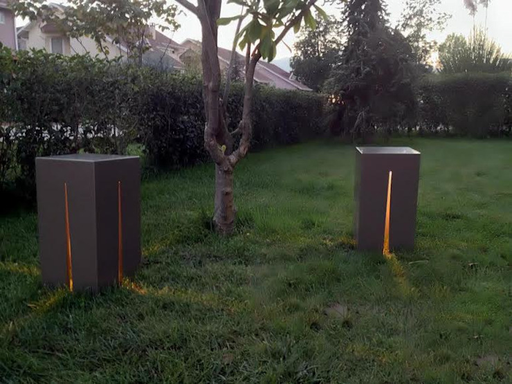 Modern Garden by MAT DİZAYN Modern