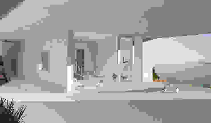 Mediterranean style gym by buerger katsota zt gmbh Mediterranean Stone