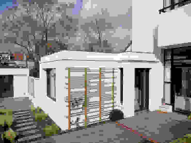 LT07. Maison - Loft et son extension AANR Maisons modernes