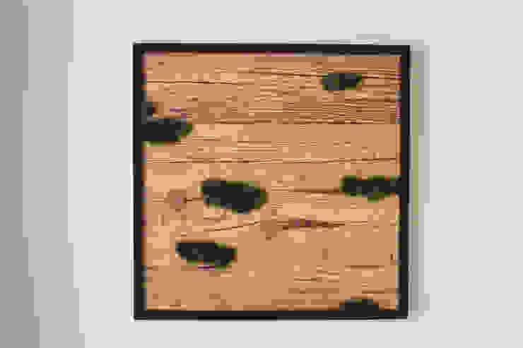 de Petres Ecléctico Madera Acabado en madera