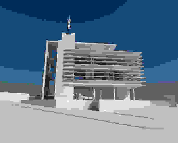 CREA-PB por Martins Lucena Arquitetos Moderno