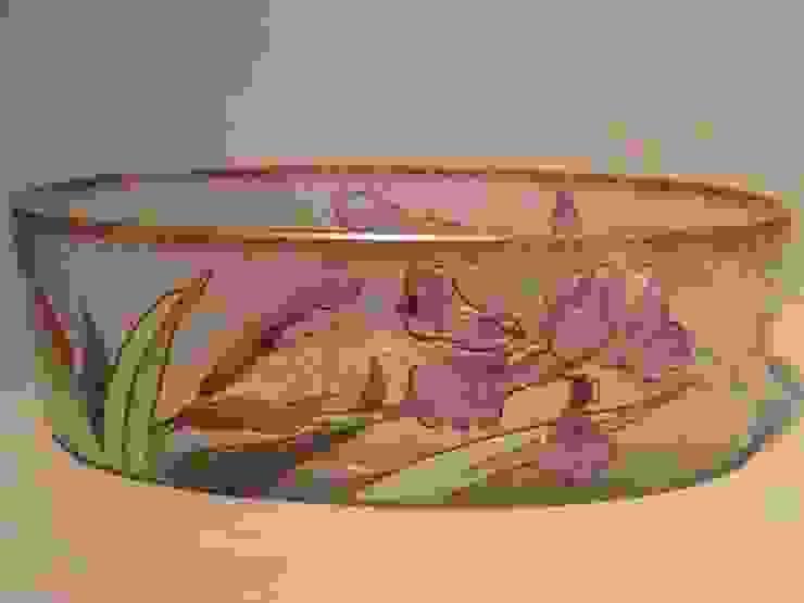 Floreira Arte Nova por Downton Cascais Antiques Eclético Vidro