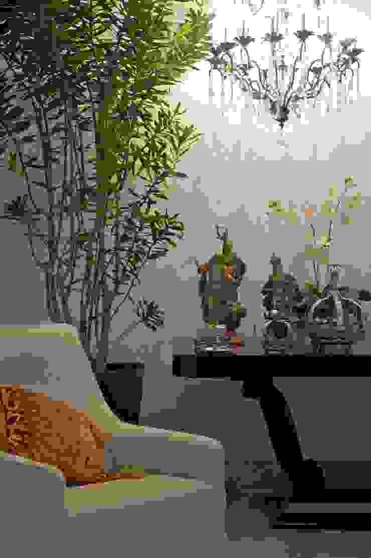 COBERTURA LOURDES por Cassio Gontijo Arquitetura e Decoração Moderno