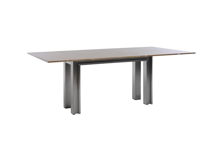 Mesa comedor Notre-Dame de Etienne Design Minimalista Metal
