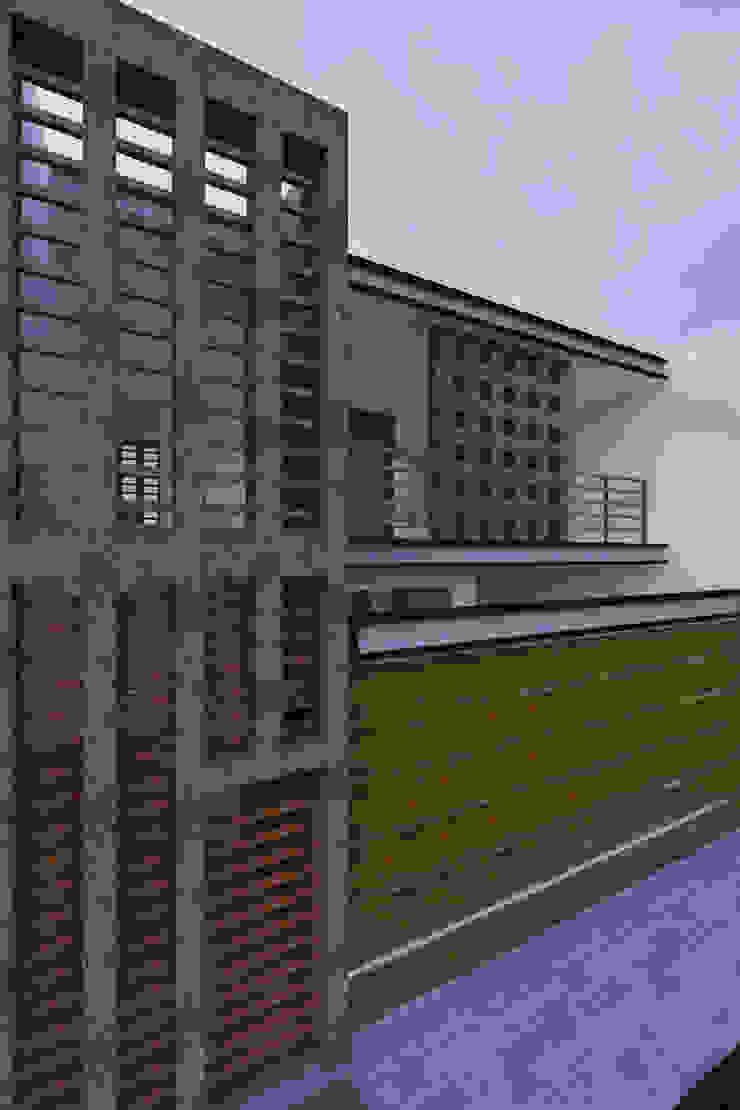 PROPUESTA NUEVA FACHADA de RGB - Arquitectura