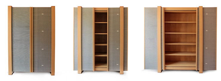 Kathrin Fach BedroomWardrobes & closets