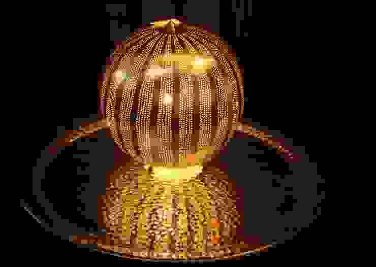 Amun best of Orient GmbH Living room Copper/Bronze/Brass