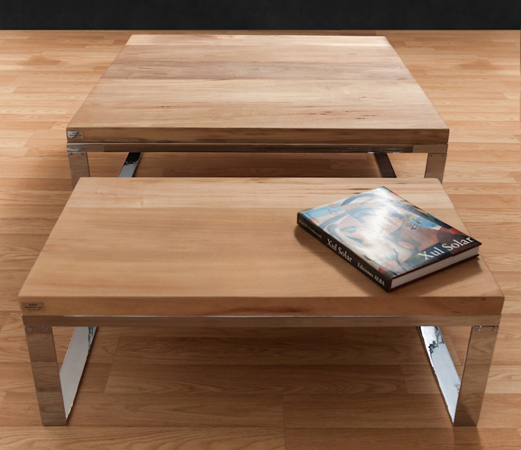 modern  by zalm, Modern Solid Wood Multicolored