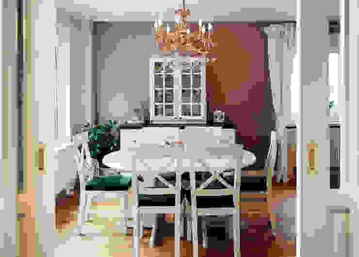 Salas de jantar clássicas por homify Clássico