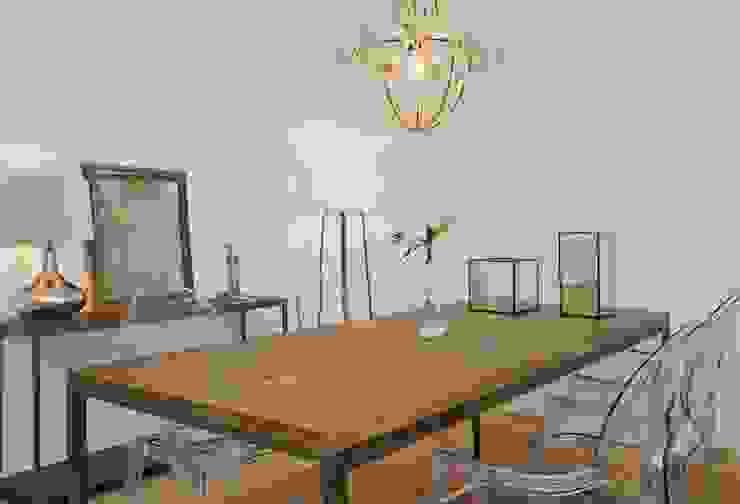 Ruang Makan Klasik Oleh Gebauer Design Klasik