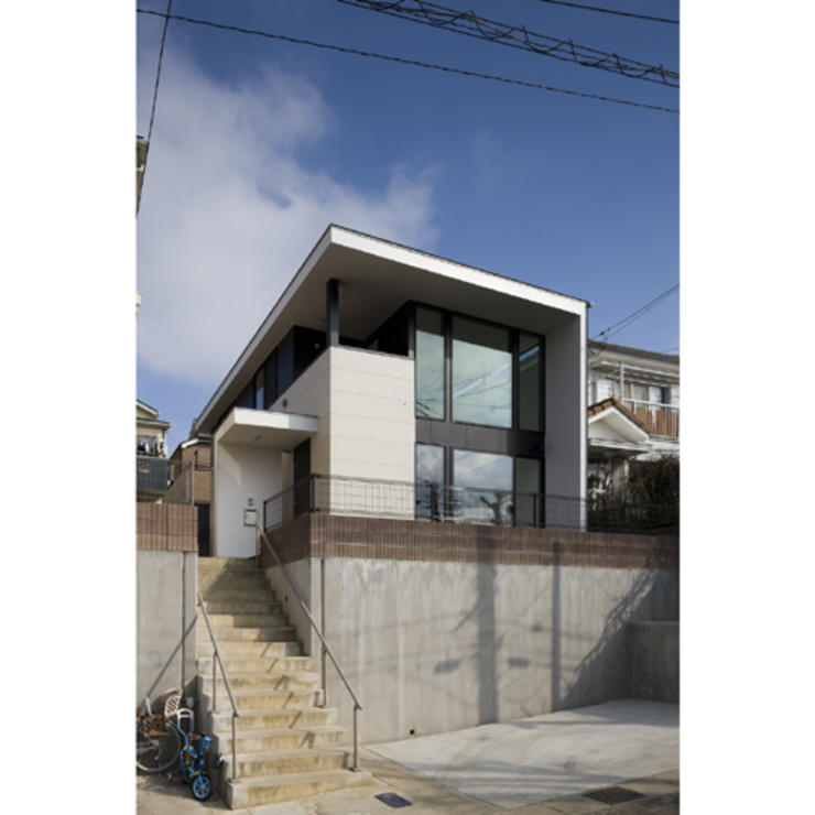 関建築設計室 / SEKI ARCHITECTURE & DESIGN ROOM의  주택
