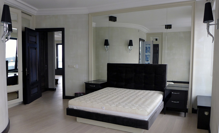 Modern style bedroom by PIKSTUDIO Modern