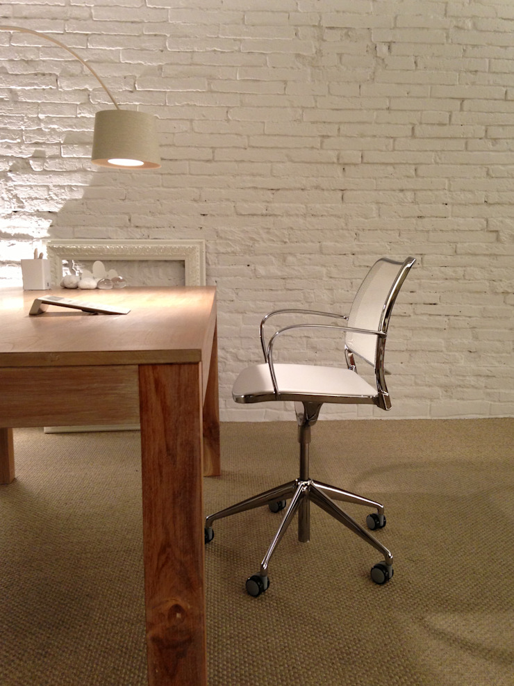 Modern Study Room and Home Office by espunydesign Modern