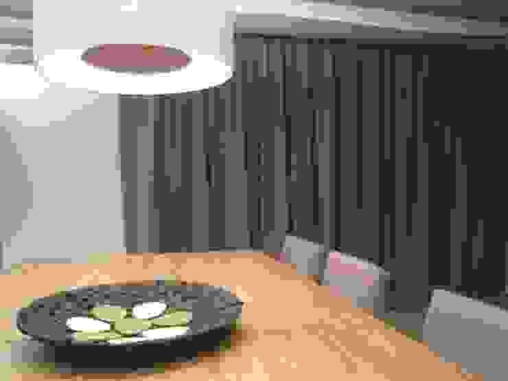 Modern Dining Room by espunydesign Modern