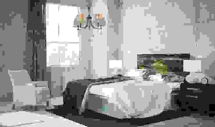 1001lamp의  침실