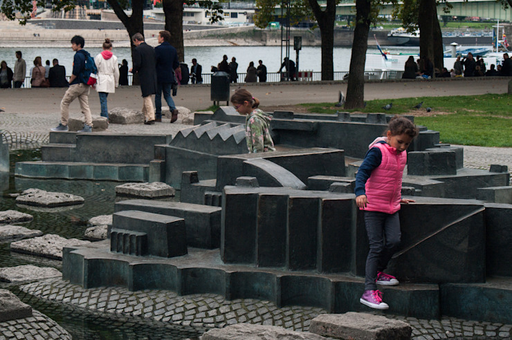 SHIN Rustic style garden