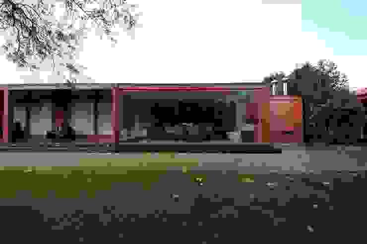 Casas de estilo  por 3H _ Hugo Igrejas Arquitectos, Lda, Ecléctico
