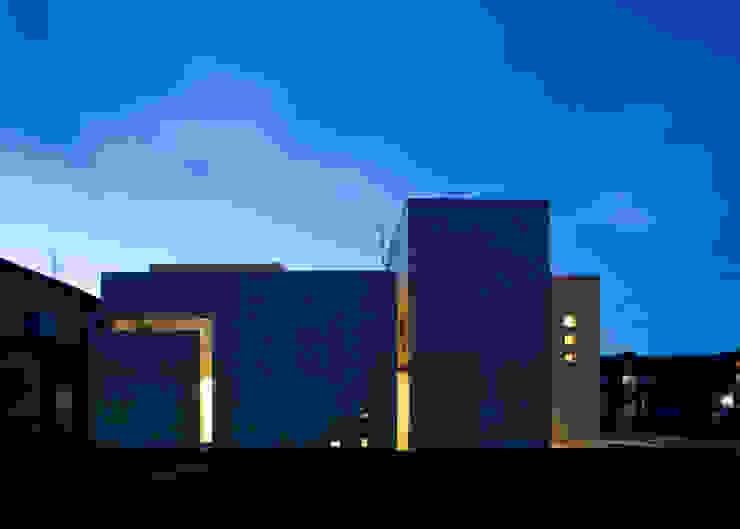 Modern houses by 本田建築設計事務所 Modern