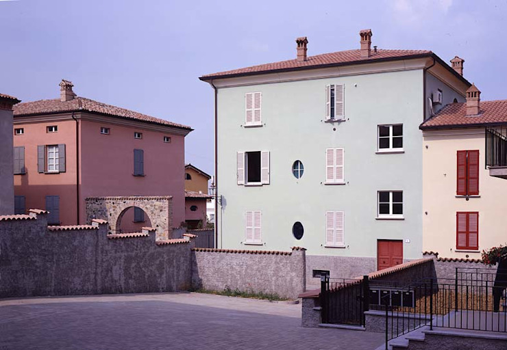 Andrea Pacciani Architetto Classic style houses