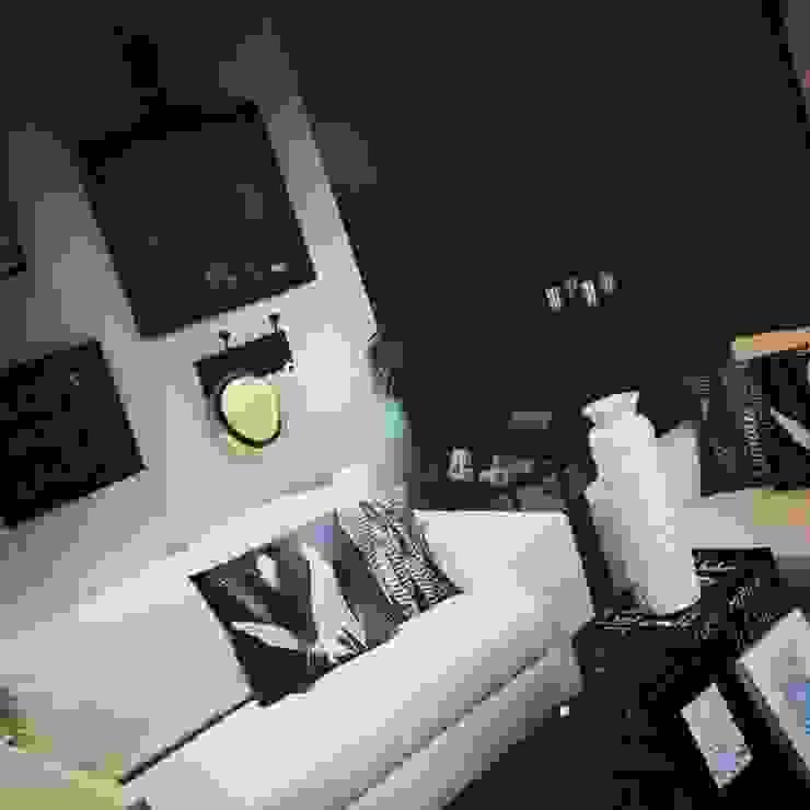 Wohnzimmer von Mandarina Home