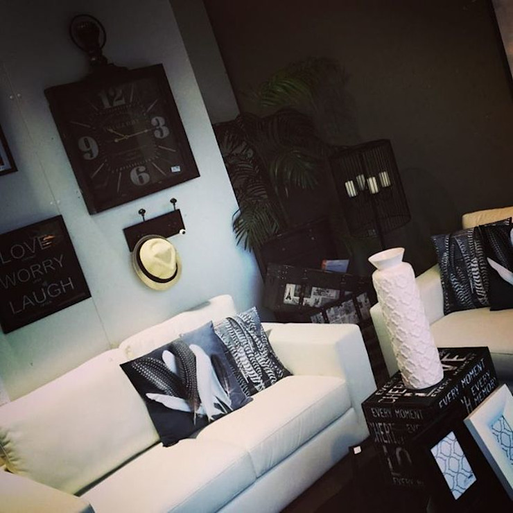Salas de estilo  por Mandarina Home
