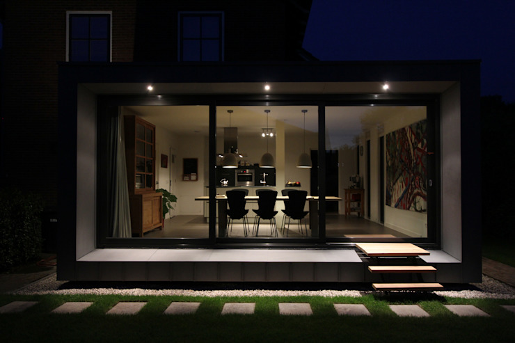 Modern houses by Newjoy concepts Modern