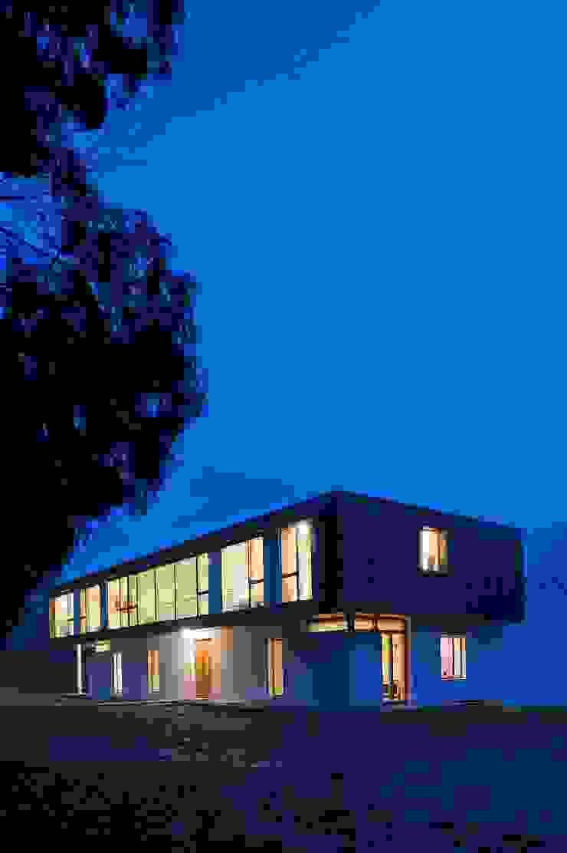 Groveside House The Chase Architecture Будинки Мідь / Бронза / Латунь Чорний